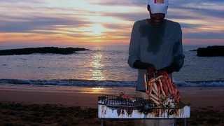 Sunset Barbeque