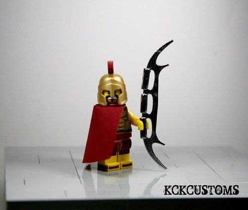 BrickCommand: Chrome Bat'leth