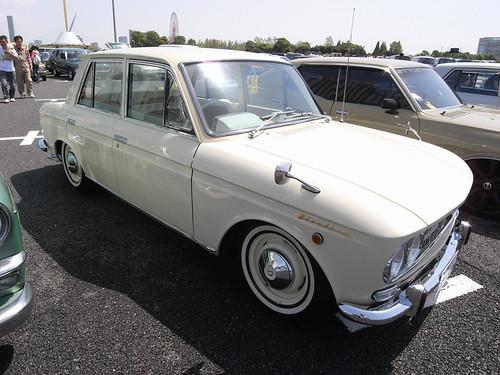 1963-1967 NIssan Bluebird 410
