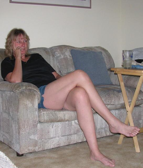 Long Legs Milf Slutload 96