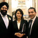 Manmeet Bhullar and Raj Sherman