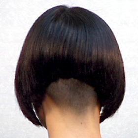 Mid Bob Shaved Nape Mid Bob Shaved Nape articles. Lovely Bob Hair