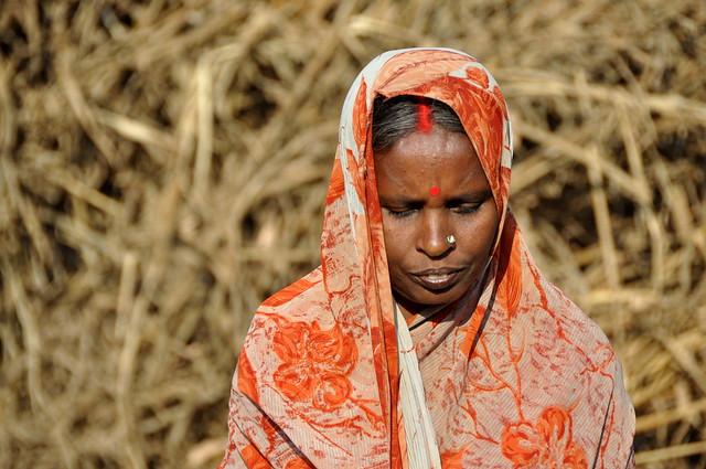 Rambad village (Bihar - India)