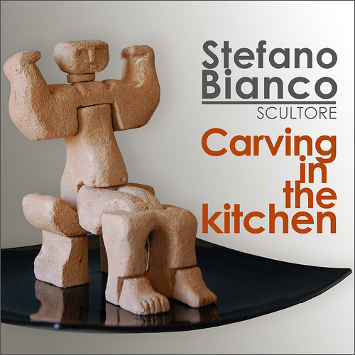 Carving in the kitchen - recipe one