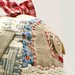 like tears in rain - a recycled vintage fabric softie by denise litchfield grrl+dog