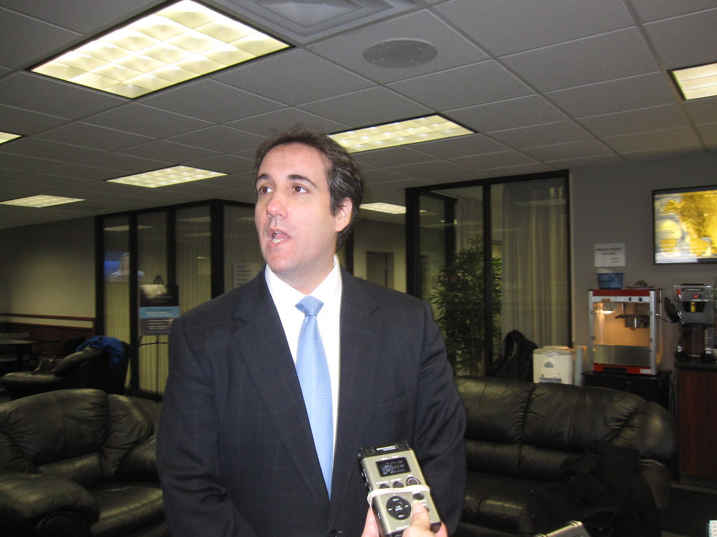 Trump executive Michael Cohen 013