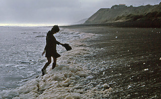 Pauline, New Plymouth, New Zealand, 1970