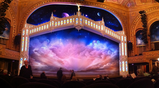 Book of Mormon Stage at the Eugene O'Neill Theater in nyc standing room only tickets
