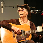 Thu, 17/03/2011 - 1:52pm - Emmylou Harris talks to FUV's Rita Houston about her new CD and performs a few songs. Photo by Laura Fedele
