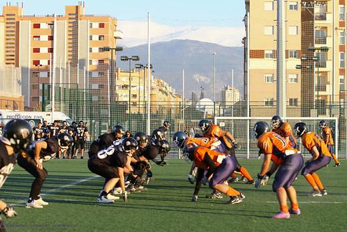 Granada Lions-Murcia Cobras.M-B
