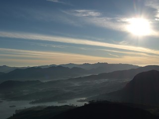 Dawn from Adam's Peak