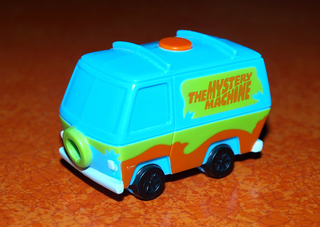 Best Scooby Doo Toys For Kids : The scooby doo mystery machine burger king happy meal toy