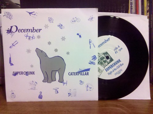 Superchunk / Caterpiller - Split 7""