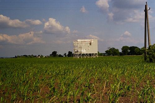 rural landscape hungary