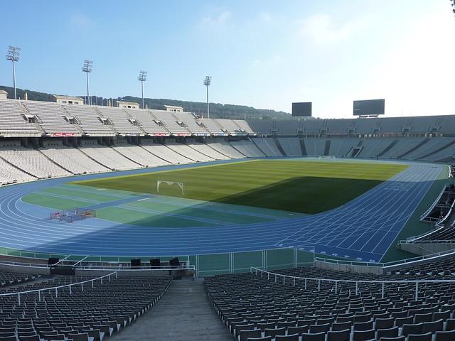 Olympic Stadium Barcelona