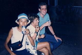 Labatts Blue in Rio