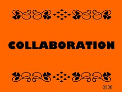 Buzzword Bingo: Collaboration = To work with others