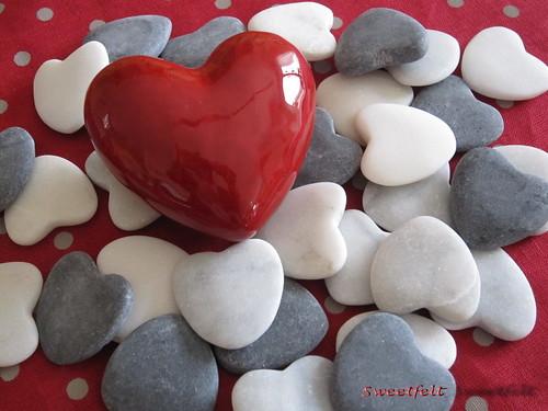 ♥♥♥   .... by sweetfelt \ ideias em feltro
