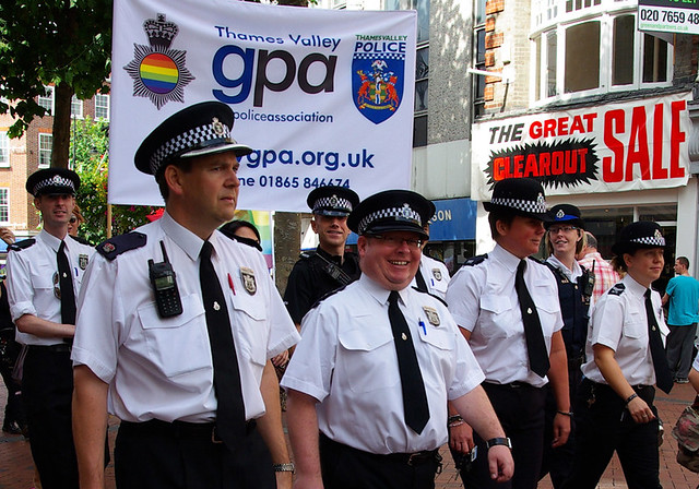 Lesbian and gay police association iilinois