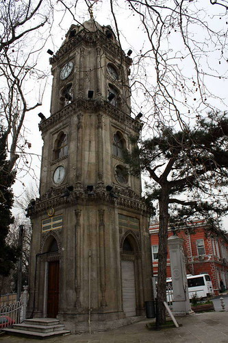 Hamidiye Clock Tower 003 - HAYAZICI