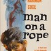 George Harmon Coxe - Man On A Rope (Dell 984)