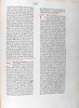 Fortalitium fidei: page of text with red initials