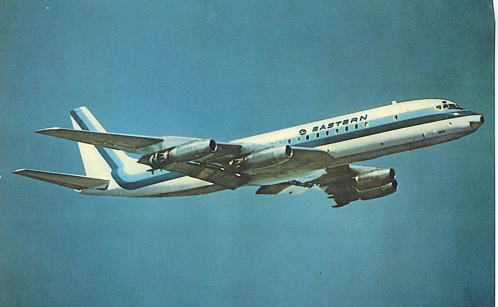 Eastern Airlines DC-8