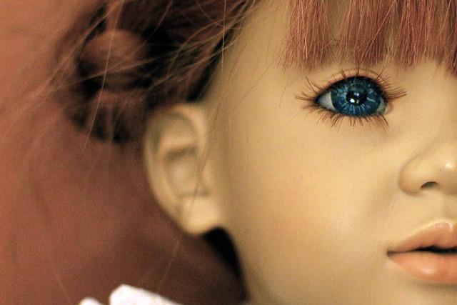 Doll Left On the Shelf