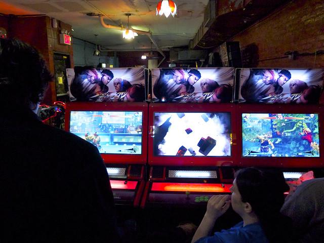 Inside Chinatown Fair