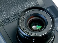 Ricoh GR21  - GR Lens