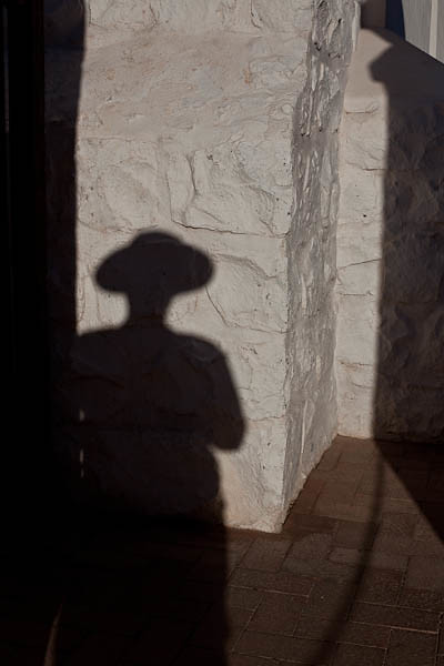 The Photographer's Shadow