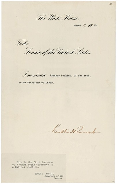 Presidential Library Materials