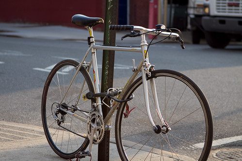 Locked Up: Maurice's Serotta Road