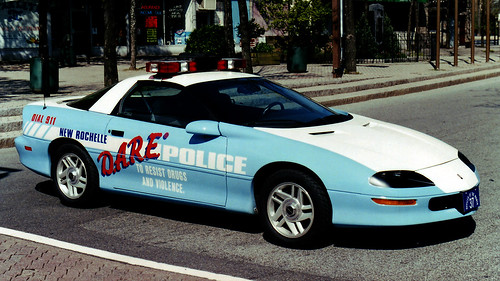 Flickr: The The Chevrolet B4C Police Package Camaro Pool