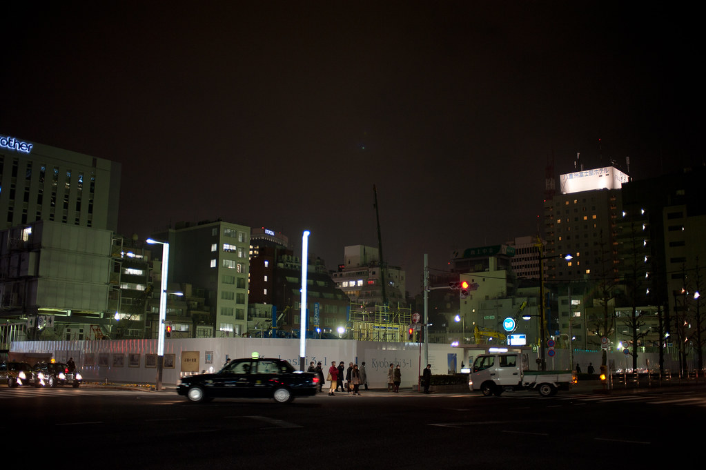 工事現場 2011/03/08 DSC_2469