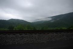 Mist on the Mountains