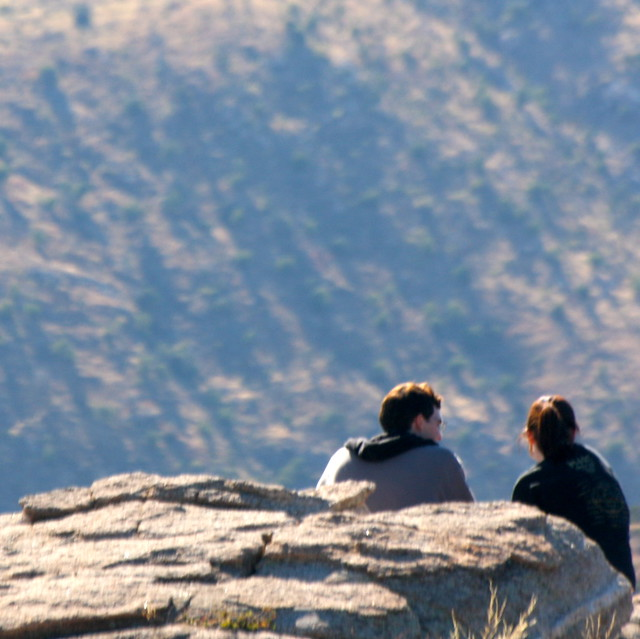 Mountain conversations