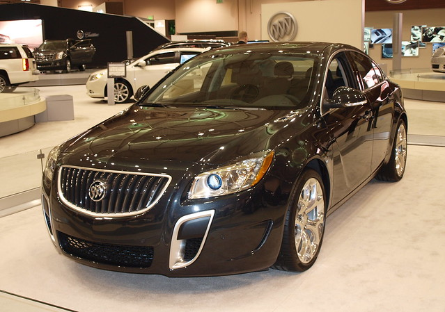 2012 Buick Regal GS 2