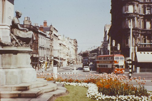 Donegall Place Belfast 1960's