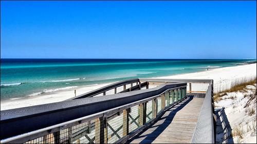 beach gulfofmexico florida boardwalk floridastateparks deerlakestatepark nikond3100 nikkor1855afsvrlens