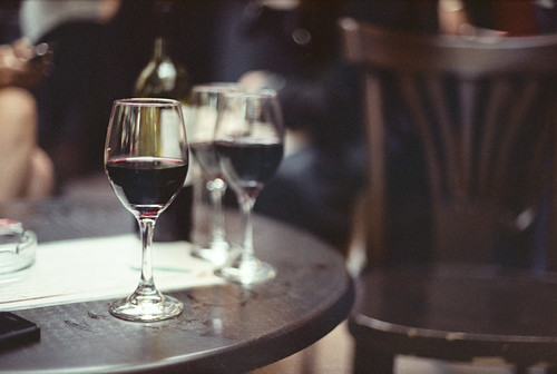 What's the definition of a good wine? It should start and end with a smile.