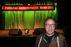 Urban Priol @ 7. Pol. Aschermittwoch / ARENA BERLIN 2011