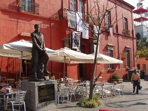 Alexander von Humboldt in Cuernavaca