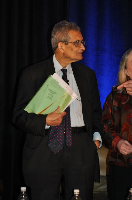 Header of Amartya Sen