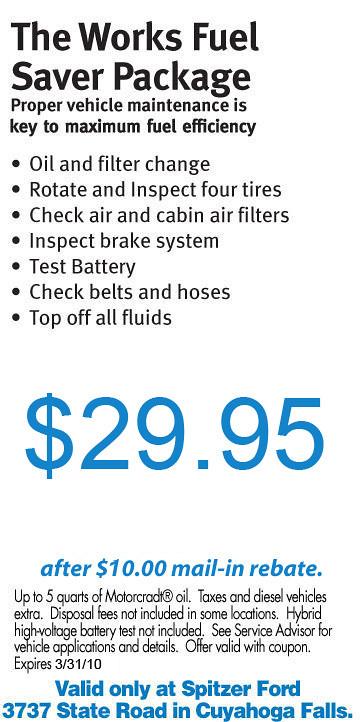 Al Spitzer Ford >> The Works Fuel Saver Package Al Spitzer Ford Flickr