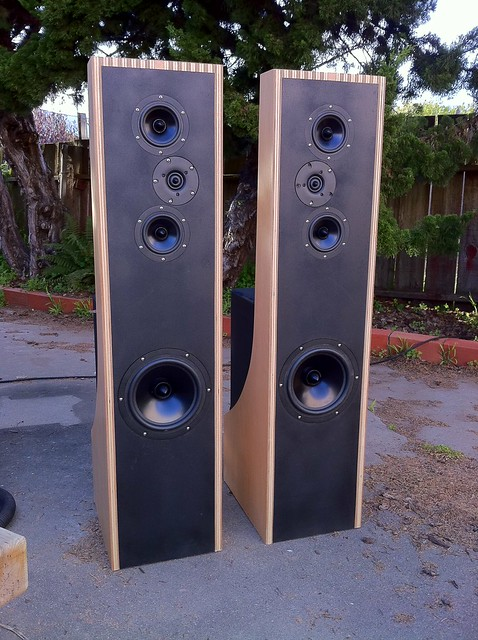 alameda swap meet stereo speakers