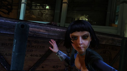 Bioshock Infinite VGA Trailer Is Touchy!