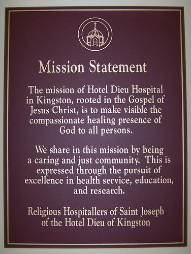 Hotel dieu hospital flickr photo sharing for Adobe mission statement