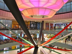 Inside the Mall of Dubai