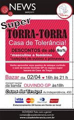 NEWS - BAZAR TORRA-TORRA